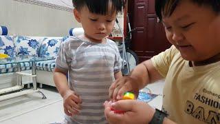 Kids Toy  Đồ chơi xoay cù cho bé  Đồ chơi trẻ em