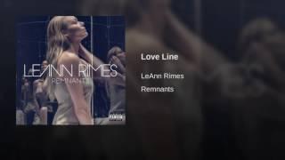LeAnn Rimes Love Line