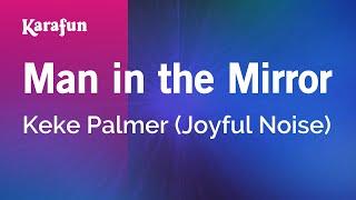 Watch Keke Palmer Man In The Mirror video