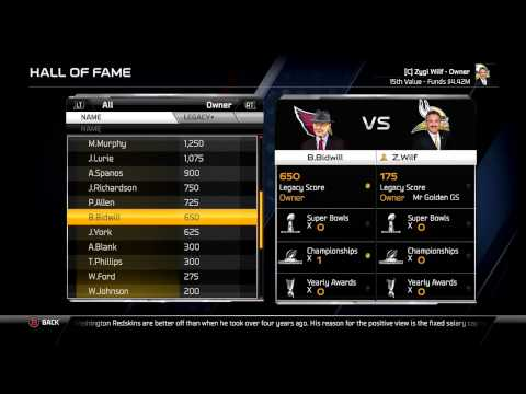 25::XBOX ONE Gameplay::Madden 25 Franchise Mode-What's New?-Madden 25