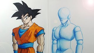 How to draw Shadows? | Dragonball Tutorial | InDepth