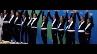 Setterosa - Argento nella Pallanuoto a Rio 2016