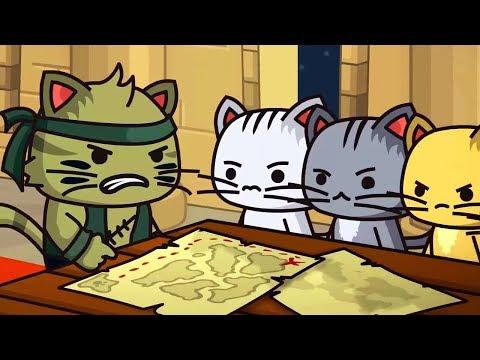 ТЕПЕРЬ ВСЕ СЕРЬЁЗНО! КОТЯТА РАЗОЗЛИЛИСЬ! ► StrikeForce Kitty |6| Прохождение