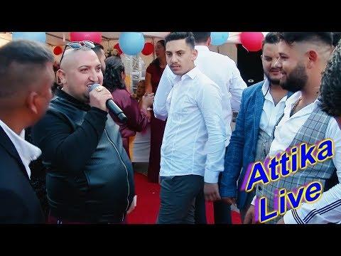 Attika - Saruta-ma mandro - Live Bomba