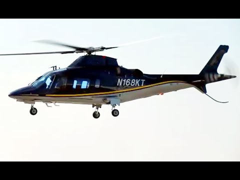 Recorded on February 21, 2015 at the Van Nuys Airport I caught this 2012 Agusta A109E Helicopter N168KT owned & operated from Executive Helishares Sales LLC I shot the Engine Start, Warm-Up...