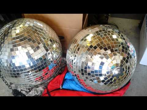 Litelab vintage disco lights for sale!