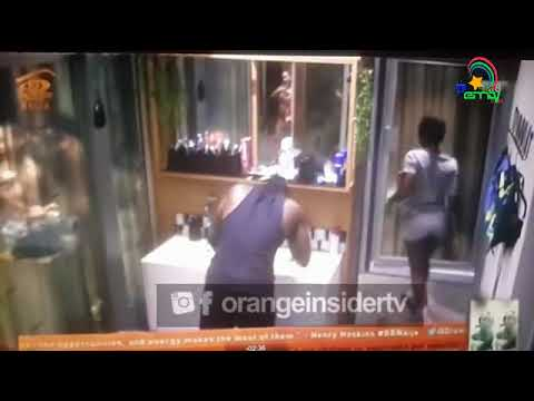 Big Brother mistakenly airs moment Nina was bathing naked in the shower  -Pemtv GH thumbnail