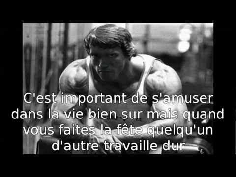 Les 6 Cls De La Russite Selon Arnold Schwarzenegger YouTube