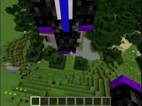 Minecraft Mod Review: Gulliver Mod 1.7.4-1.6.4