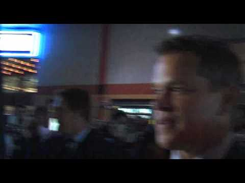 The Bourne Ultimatum Premiere Melbourne - Matt Damon