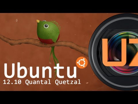 UBUNTU 12.10 Quantal Quetzal Review Final Español