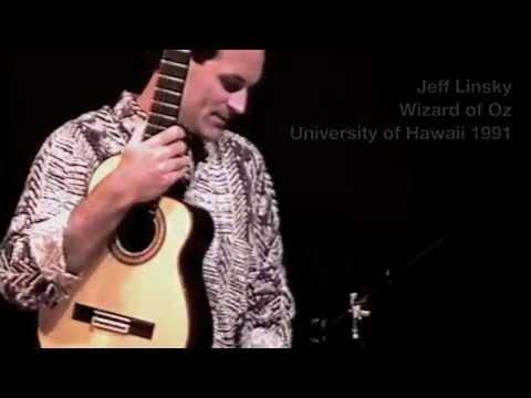 Jeff Linsky - Wizard of Oz Medley