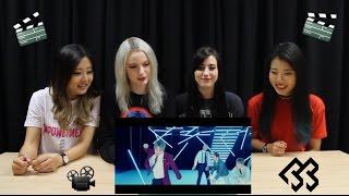 MV REACTION MOVIE BTOB P4pero Dance
