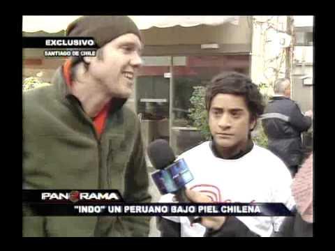 Indo: El Personaje 'peruano' Que Es Un éxito En Tierra Chilena video
