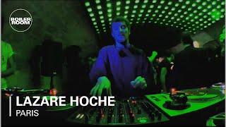 Lazare Hoche Boiler Room Paris DJ Set