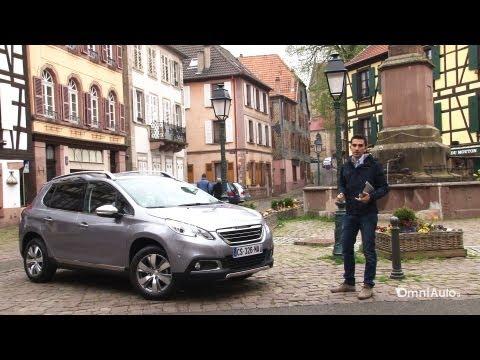 Peugeot 2008 - la prova del crossover