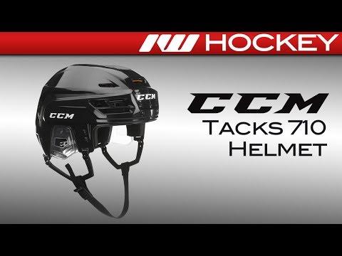 CCM Tacks 710 Helmet Review
