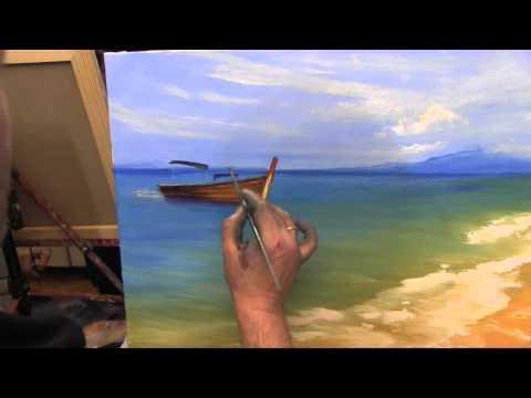 Видеоуроки живописи - видео