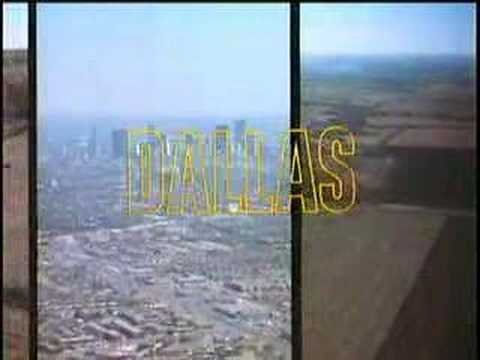 Dallas - Full Opening Credits for