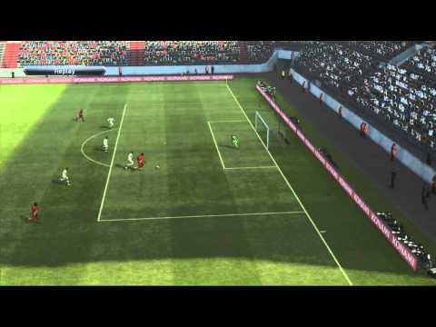 PES 2013 Master League Let's Play - Part 18 - Liverpool v Fulham