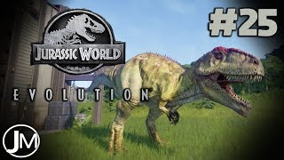 KLARAR ALDRA SISTA HUVUD UPPDRAGET : JURASSIC WORLD EVOLUTION : DEL 25 ( svenska )