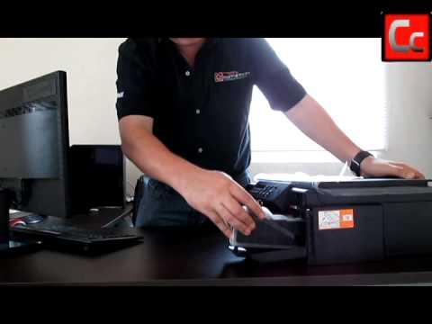 Como instalar cartuchos rellenables en Brother DCP-J100