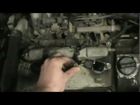 how to diagnose and fix a Lexus rx 300 misfire, stumble, check engine light