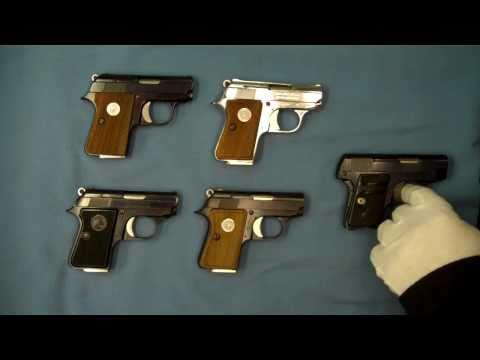 Colt Junior .25 acp and .22 short