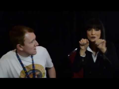 Slc Comic Con Fanx - Kelly Hu Interview video