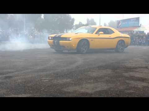 Dodge challenger yalow jacket edition 6400cc