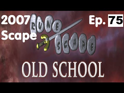 Oldschool Runescape – 80 Defence + Soloing Bandos!? | 2007 Servers Progress Ep. 75