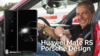 Huawei Mate RS Porsche Design - Teardown