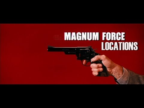 Magnum Force (1973): Filming Locations