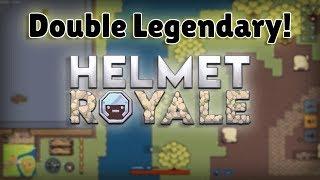 Helmet Royale - Dual Legendary High Kills