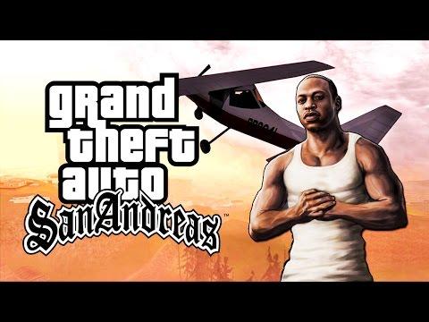 Grand Theft Auto San Andreas: New 720p Version OMG GTA SA Gameplay