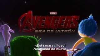 Intensa-Mente: Reacción de las Emociones al Tráiler de Avengers: Era de Ultrón