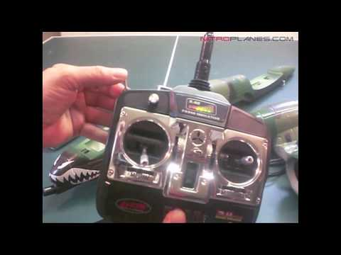 Dynam A-10 Brushless Dual 64mm EDF Jet Build Video