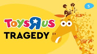 """The Toys """"R"""" Us Closing story 