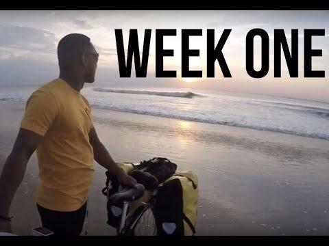 Week 1: Biking Across America - Carl Diaz
