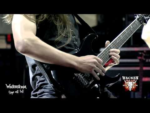 WINTERSTORM - Kings will fall - WACKEN 2012