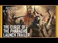 Assassin S Creed Origins The Curse Of The Pharaohs DLC Launch Trailer Ubisoft NA mp3