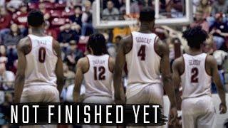 Alabama Basketball: Not Finished Yet