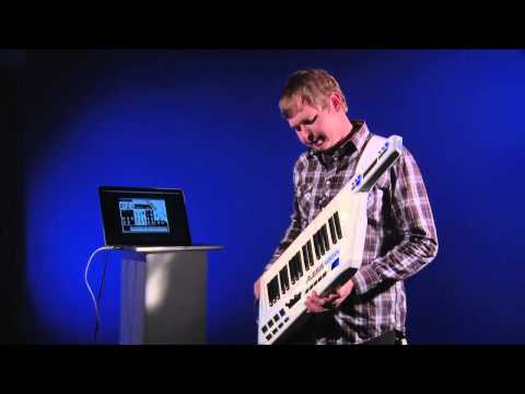 Alesis Vortex Keytar @ Getinthemix.co.uk