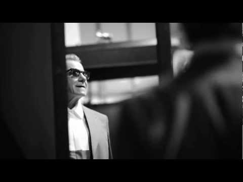 PRADA SPRING/SUMMER 2013 MEN'S ADVERTISING CAMPAIGN: BEHIND THE SCENES