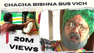 Chacha Bishna Bus Vich | Comedy Video | 2017