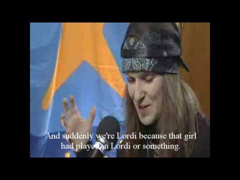 Children of Bodom - Alexi Laiho interview (SUBS AND HD!!)