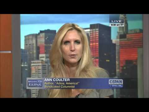 Ann Coulter on The Sean Hannity Radio Show (5/3/2016)