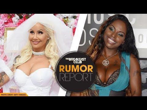 Foxy Brown Disses Amber Rose's SlutWalk