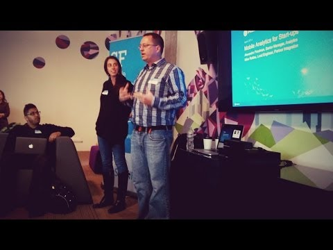SF Mobile Entrepreneurs Meetup: Analytics for Mobile Startups From Flurry