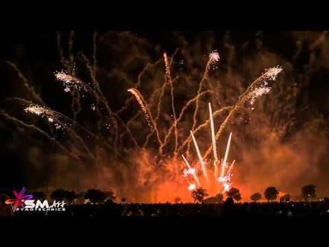 SMArt Pyrotechnics   Southport British Musical Fireworks Championship Winner HD